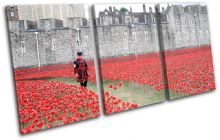 Tower of London Poppies City - 13-2238(00B)-TR21-LO